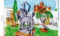 "Taller gratuito de diarios gráficos ""Urban Sketchers"""
