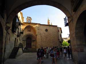 Paseos por Salamanca