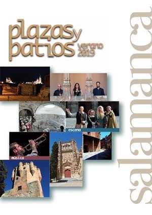 Salamanca, Plazas y Patios 2019