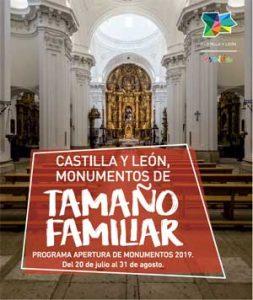 Apertura de monumentos 2019